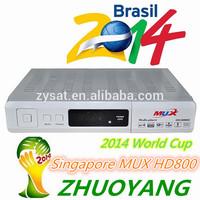 2014 hot selling starhub box singapore hd muxhdc800se support Starhub MUX HDC 800SE with 1 year account