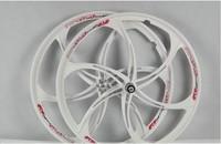 26-inch mountain bike peilin bearings overall wheel set diesha magnesium alloy overall wheel set card rotodyne six cutter wheel