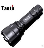 TrustFire LED Flashlight warerproof Torch Lamp tactical flashlight 18000 lumens diving flashlight Free Shipping