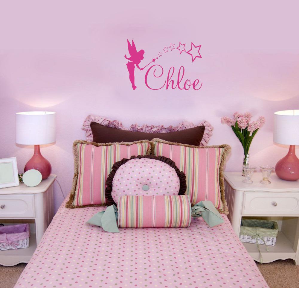 tinkerbell bedroom decor promotion online shopping for