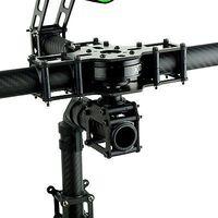 F08589 DSLR Brushless Handle CF Camera Gimbal PTZ with 3 axis 32 Bit Controller+freeshipment