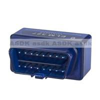 HOT!Car Diagnostic Scan Tool OBD2 ELM327 C2 Mini Bluetooth V1.5 car diagnostic tester trip computer,tracking code(Free Shipping)
