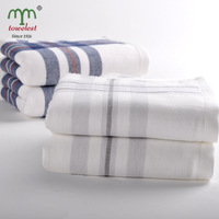 2014 New 2pcs/set 34*78cm Cotton towels zero twist face towels novelty Hand towels Toalha terry cloth Maomaoyu Brand
