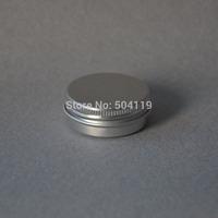 15g  Aluminum jar,cream jar,Cosmetic Jar,Cosmetic Packaging