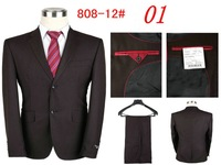 2014 New Fashion Men's Sports And leisure Suits And Trousers Brand Evening Dress Suit (jacket + Pants) Free Shipping