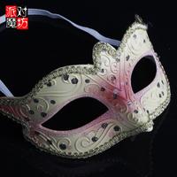 Halloween mask female masquerade princess mask child mask cosplay female