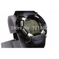 Calorie Heart Rate Watch Heart rate monitor Pulse Watch finger IR sensor HRM-2518 Free shipping