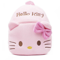 Free shipping hot selling school bag for kids and children little kitty cat design backpack good quality