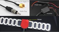 ks020 In Car Amplified Radio & Digital TV Antenna free shipping