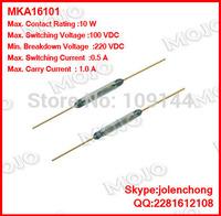 MKA16101 x1000pcs/lots MKA Russia imported normally open reed : MKA16101 size 16MM genuine original