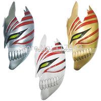 Bleach Cosplay Mask Ichigo Half Mask Free Shipping Masks 3style