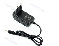 2.14 1pcs EUR AC 100-240V to DC 2.5mm  5V 2A Switch Switching Power Supply Converter Adapter EU Plug Free Shipping