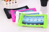 High quality Silicon soft kids shockproof environmental protective case for ipad mini and ipad mini 2 Retina