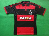 #10 ZICO brazil Flemish camisa A+++ Football Soccer Clube de Regatas do 2014 Flamengo Jersey 14 15 Thai Futbol Uniforms Custom