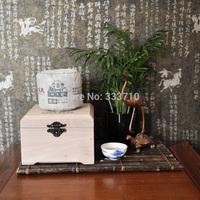 Free shipping  Pu er tea health tea  600g    first  pick  in  spring 2014  premium pu'er tea