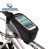 Touch bicycle tube bag saddle bag mobile phone for gp s bags car bag 12496