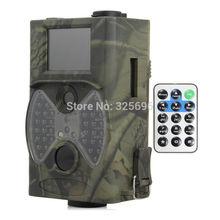 Digital Infrared Trail Hunting Camera HC-300 Waterproof HD 1080P 12MP 940nm Hunting Camera Free shipping !!!(China (Mainland))
