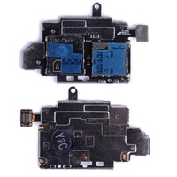 Original Sim Card Holder Micro SD Memory Socket Slot Tray Flex Cable For Samsung Galaxy S3 i9300 1pcs Free Shipping China Post