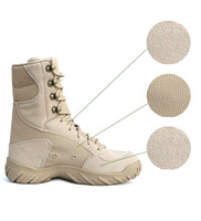 Loveslf US army shoes desert military training boots
