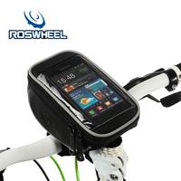 Bicycle stem bag car bag saddle bag bicycle carbon fiber looply mobile phone bag 11810