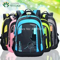 Fashion waterproof Nylon children school bags kids backpack mochila satchel for teenagers girls boys
