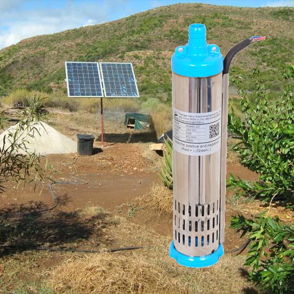 Solaire pv système de pompage d'eau d'irrigation M243T-70(China (Mainland))