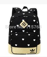 Hot sale!Fashion bag big high school bag leisure canvas bag fantasy stars design free shipping