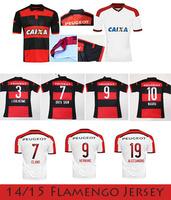 ALECSANDRO HERNANE ELANO 14 15 Flamengo Soccer Jerseys Flamengo Jerseys Brazil FC Camisas Futbol Soccer Jersey