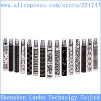 Electronic cigarette EGO-k series Battery  650mAh 900mAh 1100mAh for Electronic Cigarette-Glyph for CE4 /ce5/ ce6/ H2 mt3 D5 v2