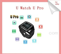 HOT Selling U Watch Upro Smart Watch Phone Bluetooth Watch 1.55 Lps Screen Support Pedomete Anti-lost Smartwatch For Smart Phone