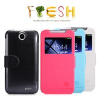 Original Nillkin Case for HTC Desire 310 D310W 4 Colors Fresh Series Leather PU Case, Luxury Flip Cover Wholesale/Retail