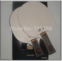 Latest-STIGA Crystal Carbo 7 table tennis racket CC7 pingpong balde