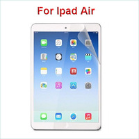 Wholesale Frosted Anti Glare Screen Protector Guard Protective Film for iPad Air iPad 5 gulard protector film Free Shipping