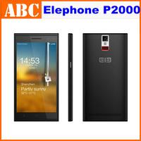 "Original Elephone P2000 WCDMA Phone MTK6592 Octa Core 1.7GHz 5.5"" IPS 2GB RAM 16GB ROM Android 4.4 Fingerprint identify NFC GPS"