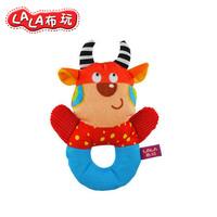Book baby infant toys cloth handbell
