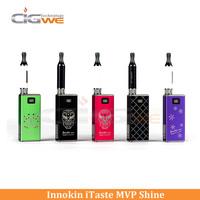 innokin iTaste MVP Shine mod free shipping ! 2014 hottest iTaste MVP vaporizer pen