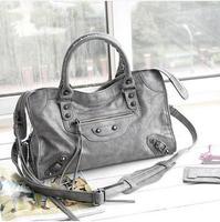 2014 New Arrival Vintage Bag Imitation Leather Women Handbags Fashion Brand Design Tote Bag