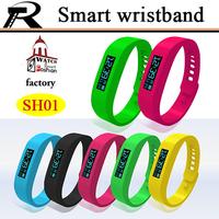 2014 NEW Stylish Smart Sports bracelet Pedometer Calories Sleep Monitor Health Bluetooth Wristband Free shipping