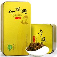 Best Tea! premium black tea jin jun mei perfume original golden eyebrow jinjunmei red tea tin can gift box health care 14pcs