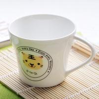 Cartoon animal cup