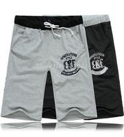 Free shipping 2014 summer shorts casual pants Wei pants Monogram Men's beach shorts