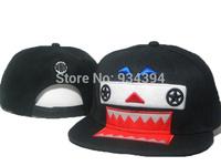 ACE Robot Cartoon Snapback 2014 Fashion Summer Brand Designer Adjustable Baseball Cap Hip Hop Sport Trucker Sun Hats Men Women