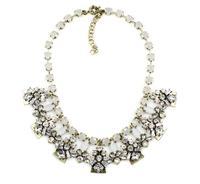 2014 new JC design fashion Unique women choker bib chunky collar Necklace statement jewelry for women Christmas Gift