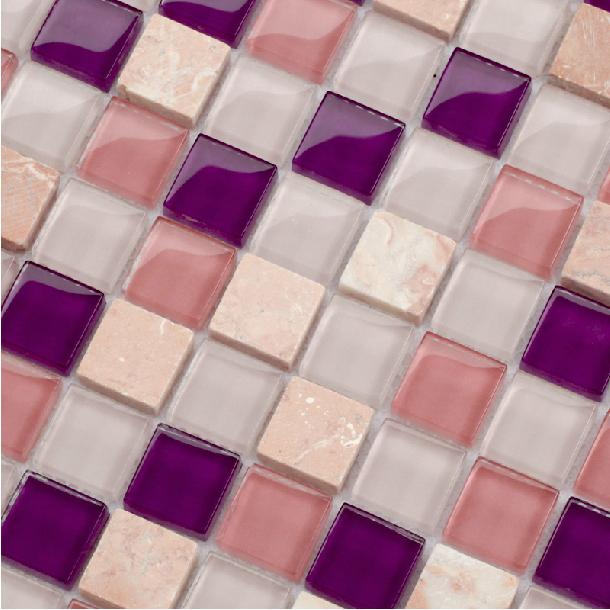 Online kopen wholesale paars marmeren tegels uit china paars marmeren tegels groothandel - Marmeren douche ...