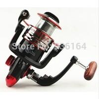 Free shipping 2014 High Power 10+1 Ball Bearing Spinning Spool Fishing Fish Reel metal M2 fishing reels