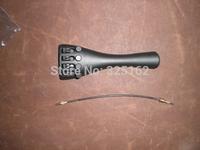 80 PCs  Aluminum Alloy Violin Tail piece 4/4 with 80 PCs Violin tail guts