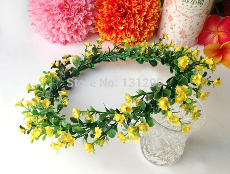 Head Wreath Name Babysbreath Head Wreath