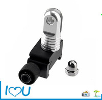 Photo Studio Accessories Super Mini Quick Release 20mm Rail Mount for GoPro HD Hero 3 2 Hero 3 / 2 Sprorts DV
