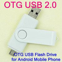 New 2014!!! Smart Phone USB Flash Drives pen drives OTG external storage micro usb memory stick for Samsung Free shipping
