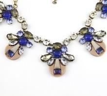 New Shourouk Fashion Necklaces for Women 2014 Multi Color Honey Bee Statement Necklaces Pendants